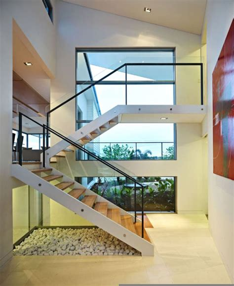 desain interior rumah cluster small interier stairs joy studio design gallery best