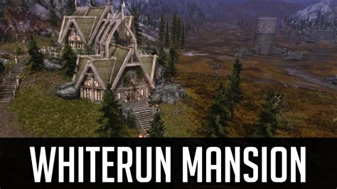 skyrim houses to buy list skyrim mods whiterun mansion amazing house mod youtube