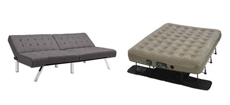 Futon Vs Air Mattress by Air Mattress Vs Futon Here S Exactly What To Do If You