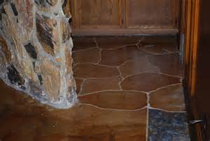 Interior Painting Dallas Tx Esr Acid Stain Concrete Flagstone Etching Esr Decorative