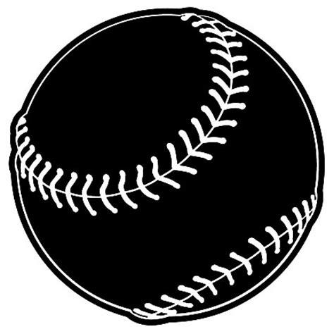 Baseball Vinyl Decal   Shop Sunset Designs