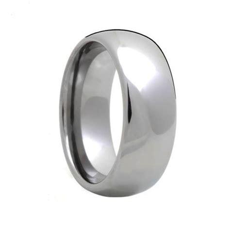 Wedding Bands Tungsten Carbide by 8mm Tungsten Carbide Wedding Band A Trusted Wedding