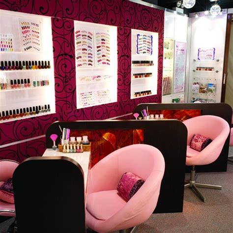 expert design nails hair spa 68 best nail salon decor images on pinterest saloon