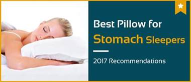 Memory Foam Pillows For Stomach Sleepers by 5 Best Pillows For Stomach Sleepers Nov 2017 Reviews Ratings