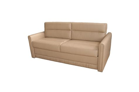 rv loveseat omni jackknife sofa 4 inch arms glastop inc