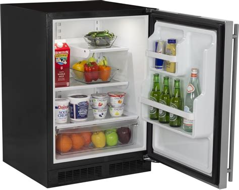 Marvel Refrigerator Drawers 24 quot all refrigerator with drawer marvel refrigeration
