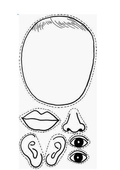 Calaméo - Ficha Partes De La Cara