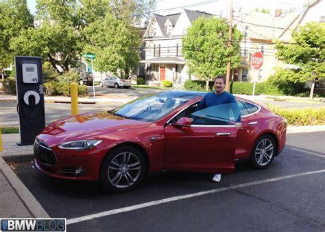 Tesla Test Drive Tesla Model S Test Drive