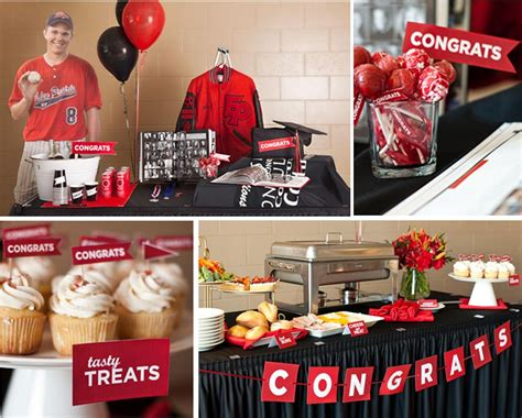 party themes high school graduation party ideas martha stewart this classic