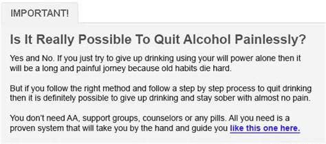 easiest way to quit step best way to quit in 7 easy steps