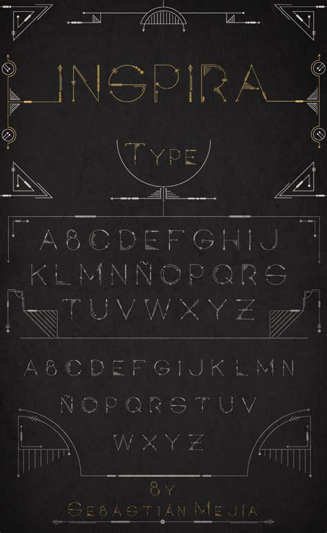 dafont decorative inspira font dafont com