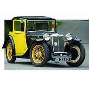 MG TA Park Ward Drophead Coupe 1936  Pinterest