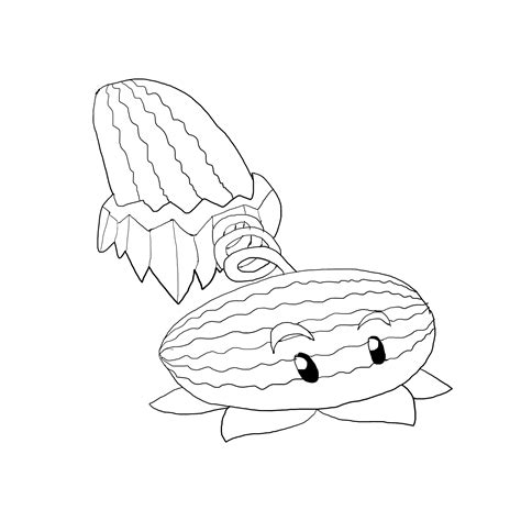 free coloring pages of zombie pvz
