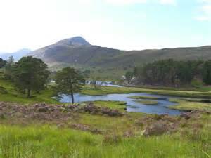 Glen Affric cottages scotland loch affric glen affric scotland