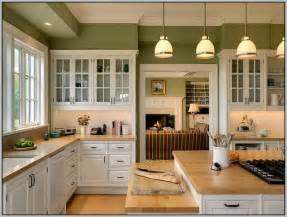 What Color To Paint Kitchen With White Cabinets Paint Colors For Kitchen Walls With White Cabinets