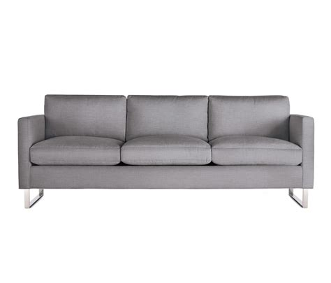 goodland sofa in fabric stainless legs sofas from