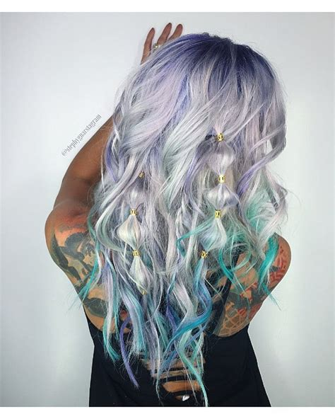 silver blue color pulp riot hair color 6 free hair color pictures