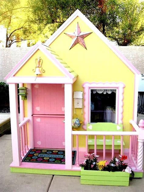 outdoor playhouse compact tidy outdoor playhouses kidspace stuff