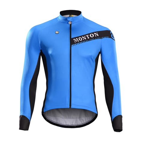 blue cycling jacket monton s winter cycling jacket blue thermal cycling