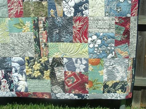 hawaiian shirt quilt quilts