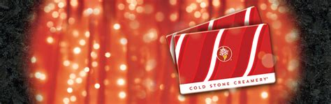 Cold Stone Gift Card Balance - cold stone creamery egifts