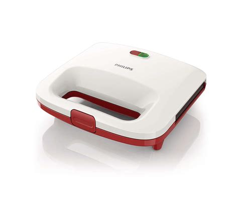 Hd2393 Philips Sandwich Maker daily collection sandwich maker hd2393 41 philips