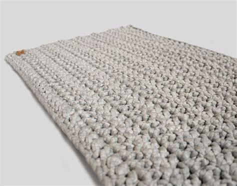 teppiche nordisches design geh 228 kelter l 196 ufer badematte teppich grau stricken