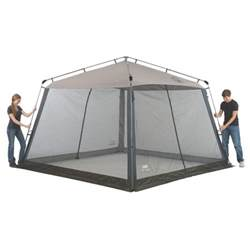 Instant Screen Canopy by Coleman 174 Instant Screened Canopy 11 X11 Target