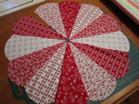 Patchwork Tree Skirt Pattern - patchwork tree skirt pattern