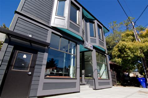 jetson green first passive house retrofit in nation commercial remodel of glasswood the first such us
