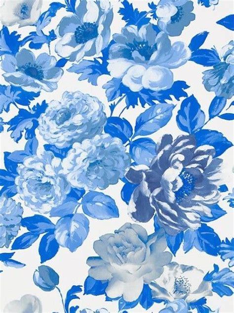 designers guild alexandria wallpaper roseus  cobalt