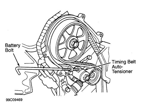 honda odyssey serpentine belt routing  timing belt diagrams