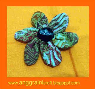 Lem Tembak Untuk Kain anggraini craft tutorial bondu cantik dengan hiasan