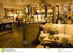 upscale home decor stores funiture and home decor store royalty free stock image image 30675926