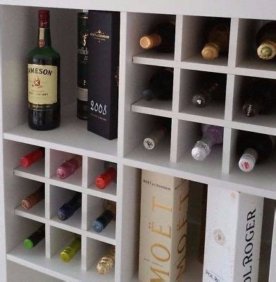 kallax wine rack best 25 kallax hack ideas on pinterest kallax ikea