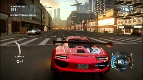 porsche 918 rsr binary need for speed the run race porsche 918 rsr