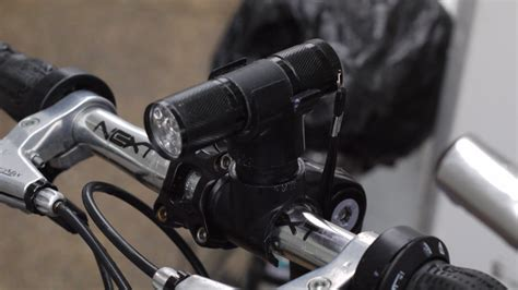 Bike Bicycle Flashlight Senter Holder Easy Mount And Ea Diskon bicycle light mount mouthtoears