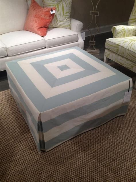 slipcovers for large ottomans 17 best ideas about ottoman slipcover on pinterest