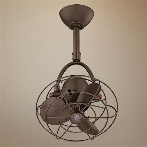 atlas diane ceiling fan 13 quot diane textured bronze blades ceiling fan