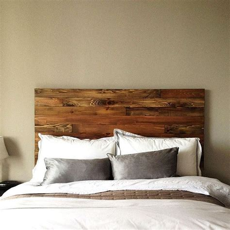 best 25 wood headboard ideas on