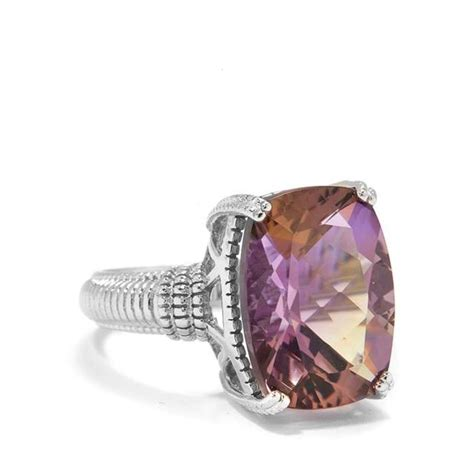 9 65ct anahi ametrine ring in sterling silver endource