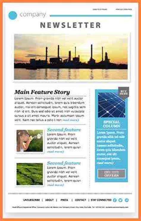 11 e newsletter template newsletter template