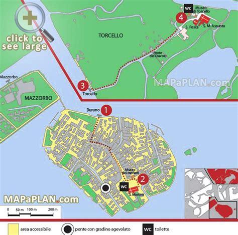 ledusa island italy map awesome venice islands map zj64 pineglen
