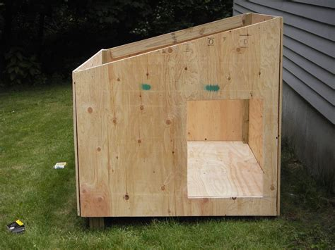 plywood dog house plans plywood dog house plans awesome easy diy dog house plans new home plans design