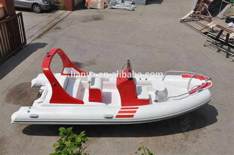 inflatable boats for sale philippines liya 5 8m semi rigid hypalon inflatable dinghy boat for