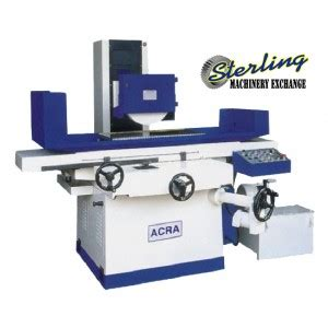 Brand New Acra Fully Automatic Surface Grinder Surface