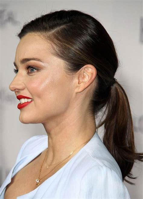 Top 30 Amazing Miranda Kerr's Hairstyles & Haircuts   That