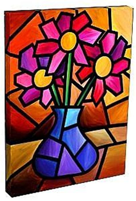 cubism definition for flowers by amanda hone from contemporary cubism gallery