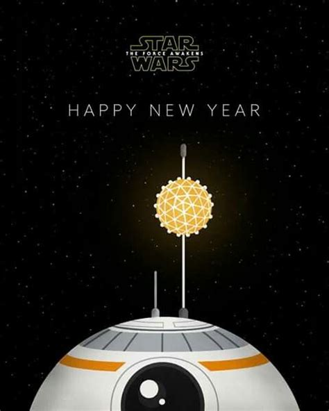 star wars year by happy new year 2016 star wars year 2016 new year s and happy