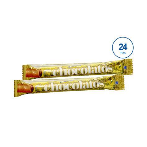 Gery Chocolatos Jual Gery Chocolatos Wafer Stick 1 Box 24 Pcs